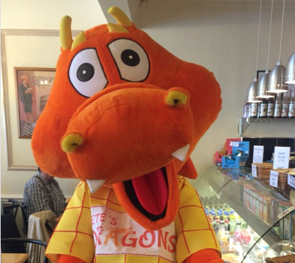 Pete's Dragons – supporting the community during COVID19